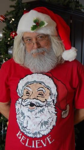 3 Santa Believe