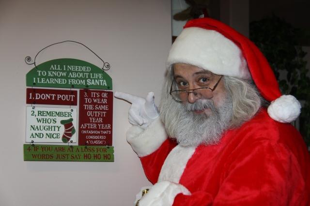 Santa Rules