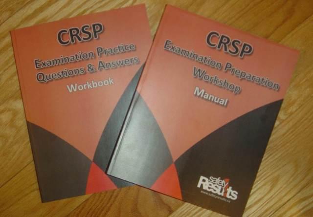 CRSP Material