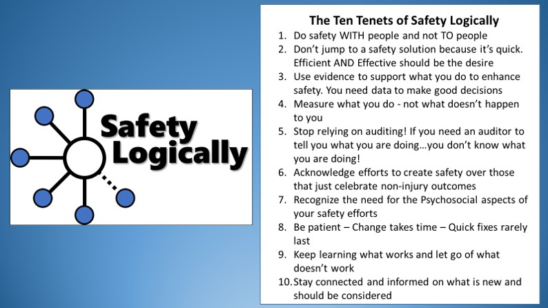 Safety Logically - List